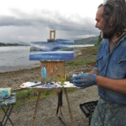 Painting Class at Embo House