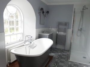 Spring Bath at Embo House