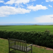 Stunning view at Embo House